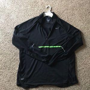 Nike Running long sleeve pull over